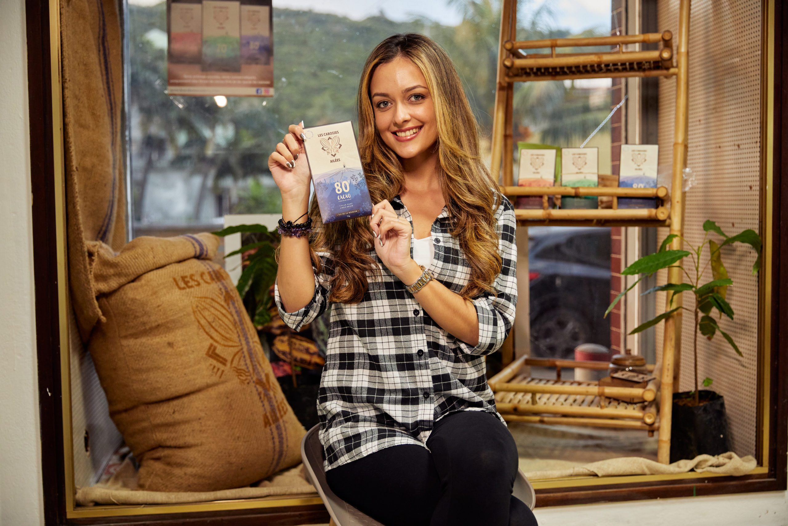 Morgane Lebon - Miss Réunion 2019 Les Cabosses Ailées
